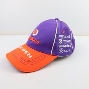 Team Vodafone Holden hat Lowndes Whincup racing